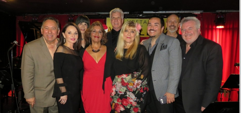 Dos Divas Concert at Upstairs at Vitello's - February 28, 2019