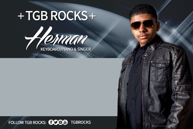 HERMAN III (15) - Vocals & Keyboards